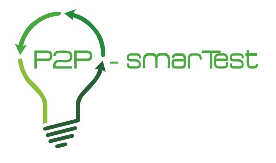 P2P Smart Test Logo